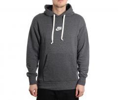 Nike Sportswear Heritage Hoodie Black / Heather / Sail