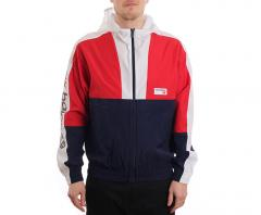 New Balance Athletics Windbreaker Team Red