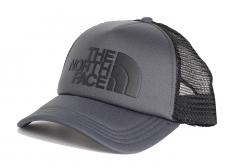 The North Face TNF Logo Trucker Asphalt Grey / TNF Black