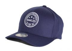 Mitchell & Ness Patch 110 Snapback Navy