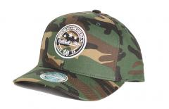 Mitchell & Ness Patch 110 Snapback Woodland Camo