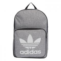 Adidas Originals Classic Casual Backpack Grey / White