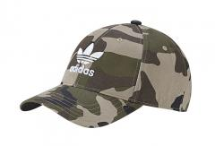 Adidas Originals Classic Camo Cap Youth Blanch Cargo / White
