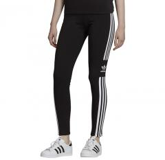 Adidas Originals Womens Trefoil Tights Black 3a38bfe3b7