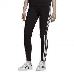 best cheap 921af df67f Adidas Originals Womens Trefoil Tights Black