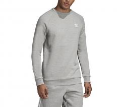Adidas Originals Essential Crewneck Sweatshirt Medium Grey Heather