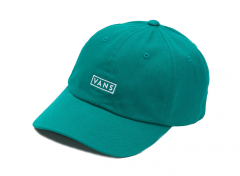 Vans Curved Bill Jockey Hat Quetzal