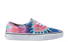 Vans Authentic Tie Dye Multi / White