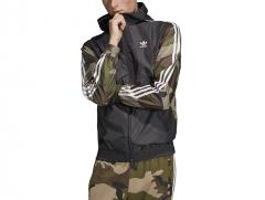 Adidas Originals Camouflage Windbreaker Utility Black