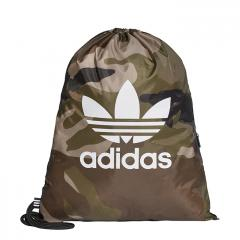 Adidas Trefoil Camouflage Gym Sack Blanch Cargo / White
