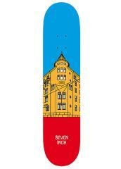 Seven Inch Skateboards Ahero Fenix 8.25
