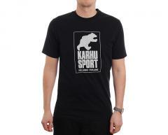 Karhu Helsinki Sport Tee Black / Light Grey