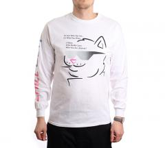 RIPNDIP Chill Out Longsleeve White