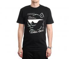 RIPNDIP Chill Out Tee Black