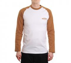 Dickies Baseball Tee Brown Duck