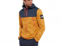 The North Face 1990 Seasonal Mountain Jacket Citrine Yellow / Urban Navy