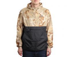 Nike SB Camo Anorak Jacket Desert Ore / Anthracite