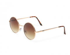 Vans Gundry Sunglasses Matte Gold / Bronze Brown