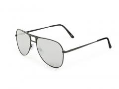 Vans Hayko Sunglasses Matte Black / Silver Mirror