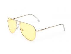 Vans Hayko Sunglasses Gold / Yellow