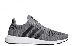 Adidas Swift Run Grey Three / Core Black / Medium Grey Heather