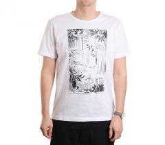 Makia X Moomin Luonto T-Shirt White