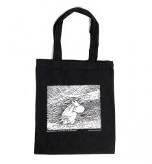 Makia X Moomin Tuisku Tote Bag Black