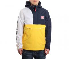 DC Conbren Waterproof Hooded Anorak Dandelion
