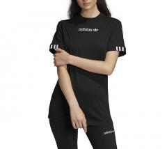 Adidas Womens Coeeze Tee Black