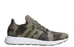 Adidas Swift Run Trace Cargo / Trace Cargo / FTWR White