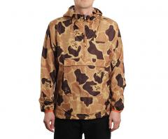 the best attitude 25352 49d1f RIPNDIP Nerm Camo Packable Anorak Jacket Desert Camo
