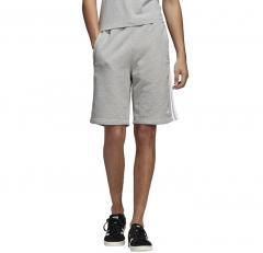 Adidas Originals 3 Stripes Shorts Medium Grey Heather