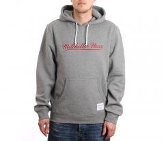 the latest 08d99 4de81 Mitchell   Ness Branded Essentials Hoodie Grey