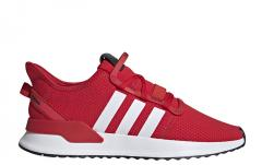 promo code 727b1 6f554 Adidas U Path Run Scarlet   FTWR White   Shock Red
