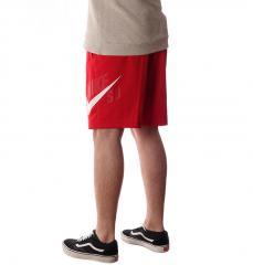 Nike SB Dry HBR Sunday Shorts University Red / White