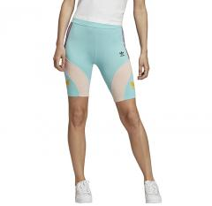 Adidas Womens Cycling Shorts Easy Mint