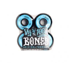 Bones Wheels 100´s #1 V5 Black 53mm