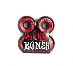 Bones Wheels 100´s #1 V5 Black 52mm