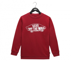 Vans Youth OTW Crew Rhumba Red / White