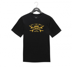Vans Youth Skate Lock Up Tee Black