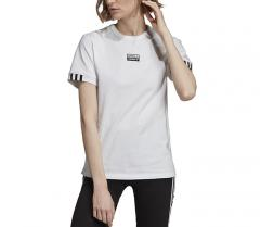 Adidas Originals Womens Vocal Tee White