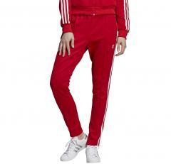 Adidas Womens Originals SST Track Pants Scarlet