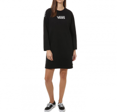 Vans Womens Chromo II Dress Black