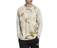 Adidas Orginals Camouflage LS Tee Multicolor / Clear Brown