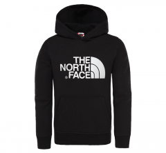 The North Face Youth Drew Peak Hoodie TNF Black / TNF Black