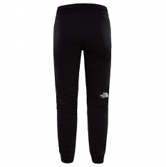 The North Face Youth Fleece Pants TNF Black / TNF White