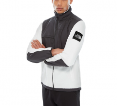 The North Face Denali Fleece TNF Black / White Reflective