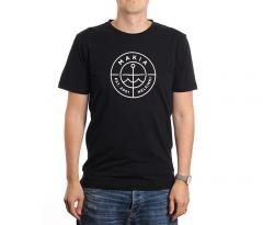 Makia Scope Tee Black