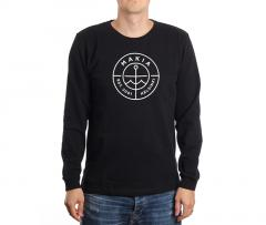 Makia Scope Light Sweatshirt Black