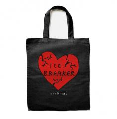 Makia Breaker Tote Bag Black